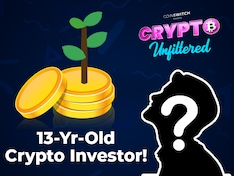 Crypto Unfiltered | 13-Year-Old Talks About Mining Crypto & More
