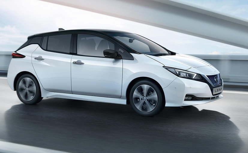 Third Generation Nissan Leaf Will Be An Electric Compact SUV: Report