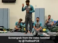 Watch: After Win Over India, Pakistan Captain Babar Azam Has This Request For His Teammates