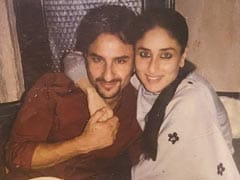 """""""To The Most Handsome Man In The World"""": Kareena Kapoor's Anniversary Wish For Saif Ali Khan"""
