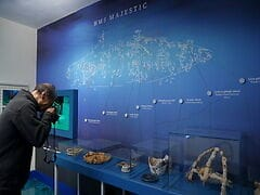 World War I Shipwrecks Are A Seabed Museum In Turkey