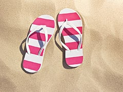These Top 5 Flip Flops Will Keep Your Feet Comfy All Day Long