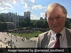 UK To Increase Security Of MPs After Lawmaker Stabbed To Death