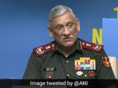 Roadmap Being Put In Place For Synergy Among Armed Forces: General Bipin Rawat
