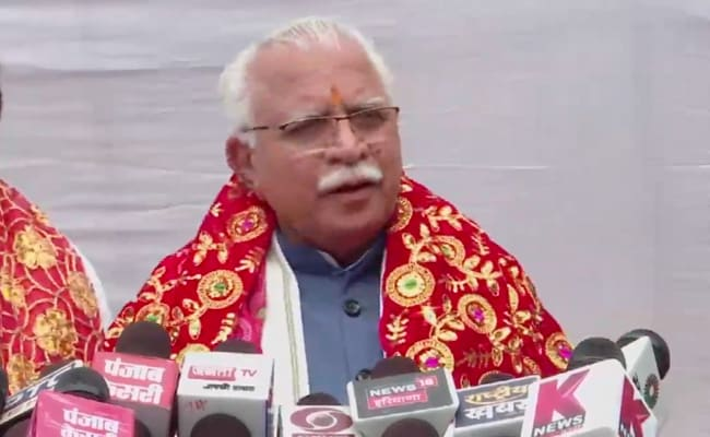 Haryana Chief Minister Withdraws 'Tit For Tat' Remark Amid Farmers' Anger