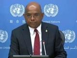 "Video : ""I Got India's Covishield Vaccine"": UN General Assembly President Abdulla Shahid"