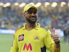 CSK Official Says First Retention Card At IPL Auction Will Be Used For MS Dhoni: Report