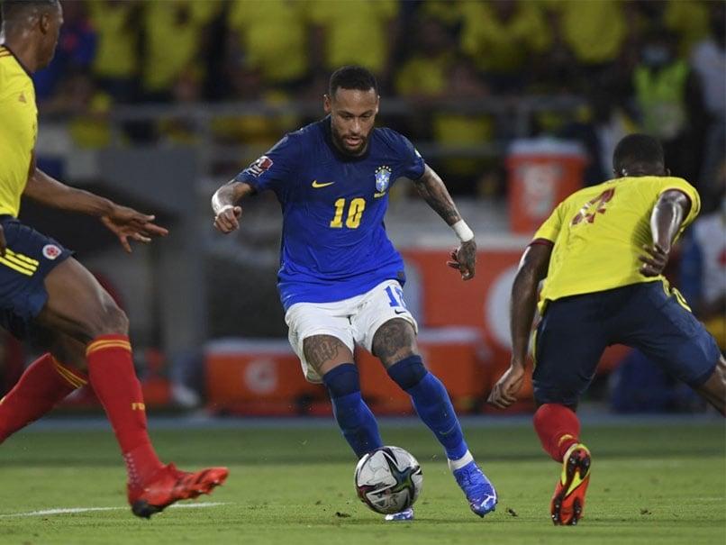 "World Cup In 2022 ""Will Be My Last"", Says Brazils Neymar"