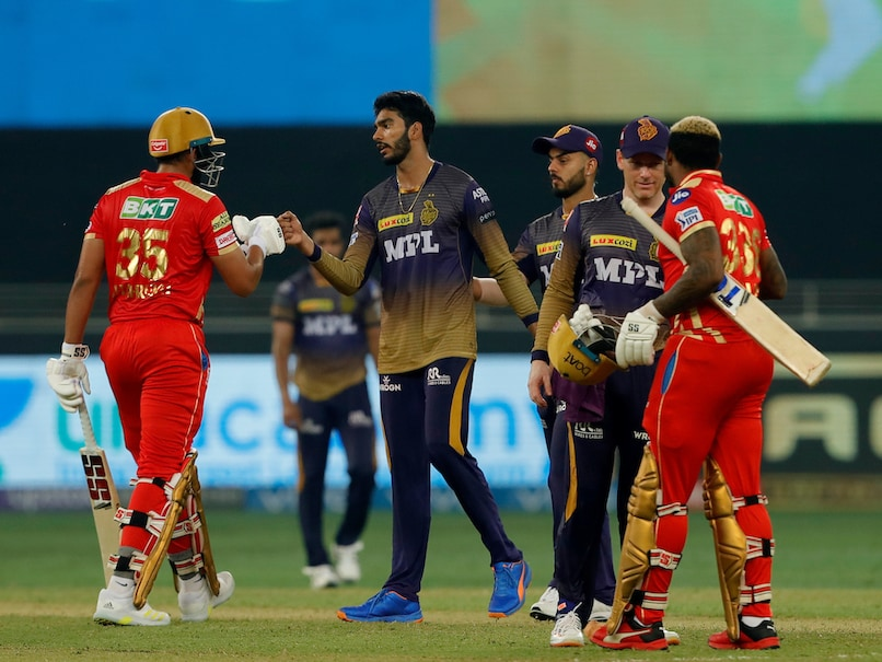 IPL 2021 Points Table Update: Punjab Kings Boost Playoff Hopes With Win Over Kolkata Knight Riders