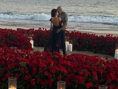 Kourtney Kardashian And Boyfriend Travis Barker Are Now Engaged. See Pics