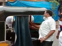 Watch: Sena Men Slap Autorickshaw Driver During Bandh In Maharashtra