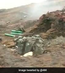 Video: Army Missile Squad Kills 'Enemy Tank' Hiding In Fog In Arunachal