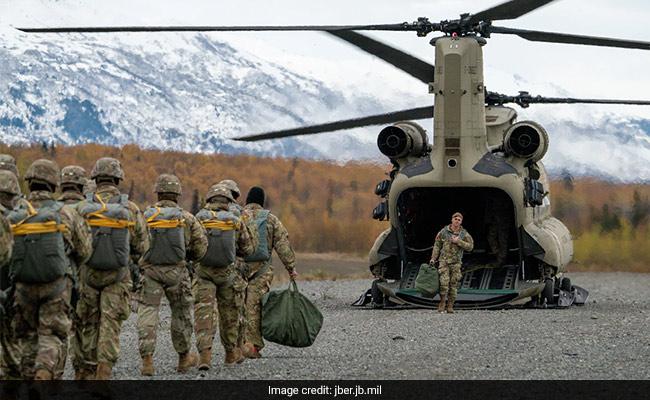 Yudh Abhyas 2021: India, US To Begin 15-Day Mega Military Exercise In Alaska Tomorrow