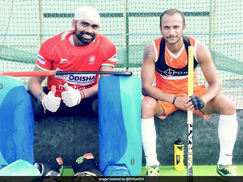 Indian Hockey Striker SV Sunil Announces International Retirement