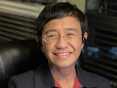 """""""Biased Against Facts"""": Nobel Peace Prize Winner Maria Ressa On Facebook"""