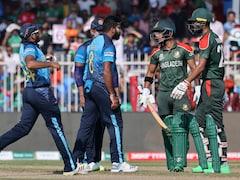 Sri Lanka's Lahiru Kumara, Bangladesh's Liton Das Fined After Heated Exchange In T20 World Cup Clash