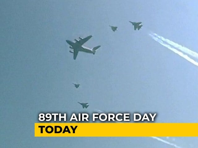Video : Air Force Celebrates 75 Years Of Independence, 1971 Victory With Air Show