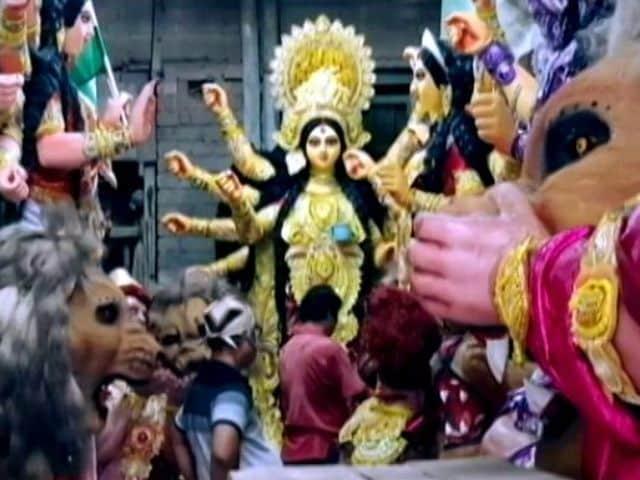 Video : Bengal Celebrates Mahalaya - The Beginning Of Durga Puja