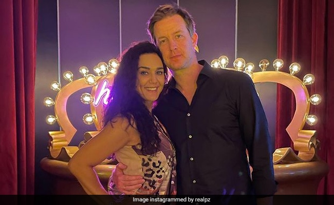 Pic From Preity Zinta's 'Night Out' With Husband Gene Goodenough In Dubai