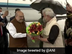 Amit Shah In J&K Today On 3-Day Visit. First Since Article 370 Scrapped