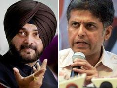 On Punjab Congress Crisis, Manish Tewari Slams Harish Rawat, Navjot Sidhu