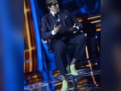 Amitabh Bachchan Shares Another ROFL Post. This Time About His Green Boots