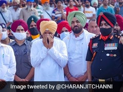 In Punjab, Tearful Farewell To Three Soldiers Killed In J&K Encounter