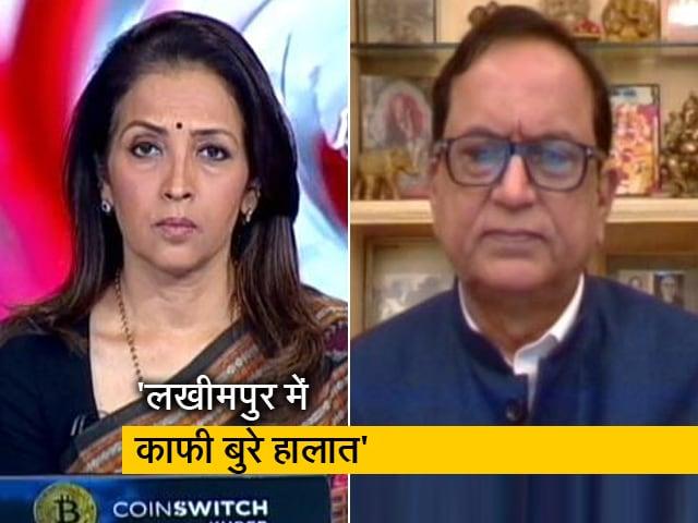 Video : लखीमपुर खीरी हिंसा मामले में पर्दा डालने की कोशिश की गई, सतीश चन्द्र मिश्र ने NDTV से कहा