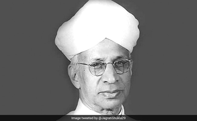 teachers day 2018 in India: why we celebrate teachers day in hindi, who is dr sarvepalli radhakrishnan