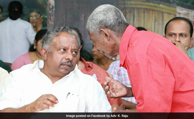 As Kerala Fights Worst Flood In A Century, Minister On Tour To Germany