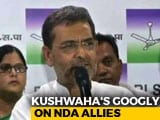Video : Some In NDA Don't Want Narendra Modi As PM Again, Says Union Minister