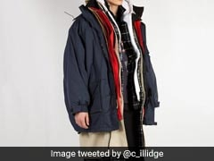 Twitter's Making The Same <i>F.R.I.E.N.D.S.</i> Joke About This Balenciaga Coat