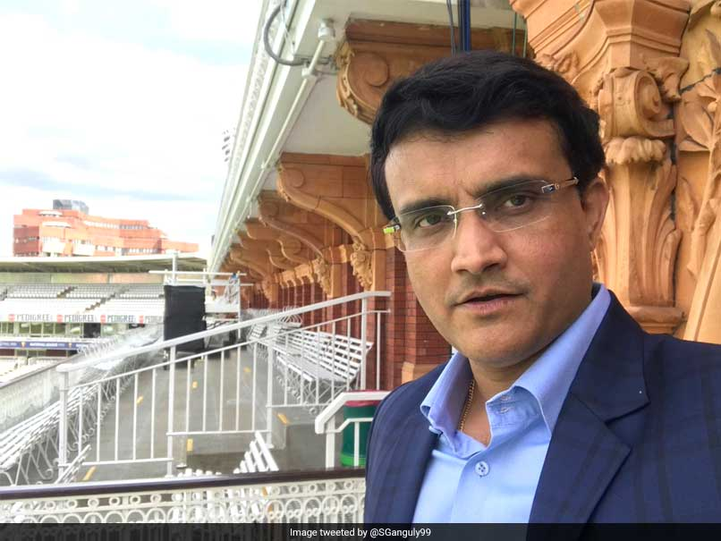 Nasser Hussain Reminds Sourav Ganguly Of His Shirtless Move At Lord's