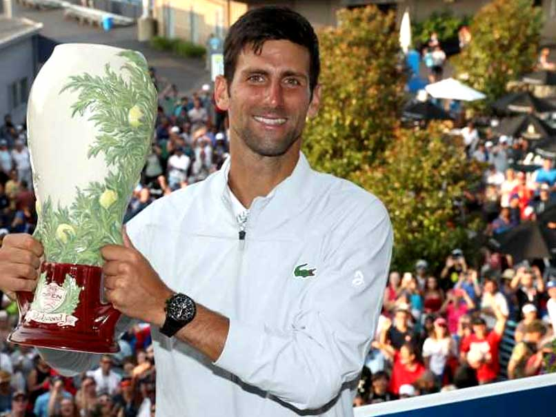 Novak Djokovic Beats Seven-Time Winner Roger Federer To Clinch Cincinnati Masters
