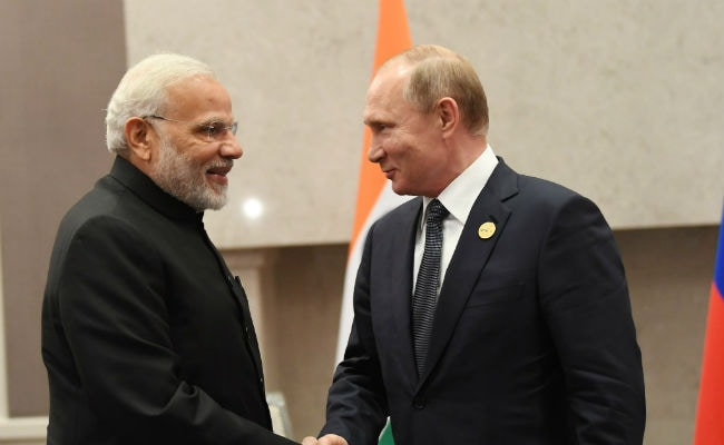 With Purchase Of $5 Billion Russian Missiles, India Risks US Sanctions