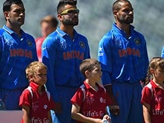 Watch: Virat Kohli Shares Video Of Fans Singing National Anthem