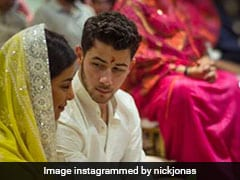 Blog: Dressed In Their Indian Best, Priyanka Chopra And Nick Jonas Had Us At Hello