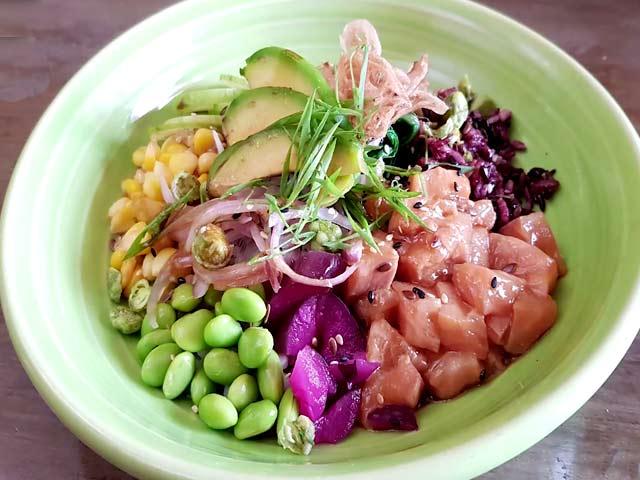 Video : Shisho Salmon Poke Bowl
