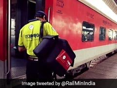 IRCTC Ropes In IIT-IIM Alumni-Run Start-Up To Deliver Food On Train Seats