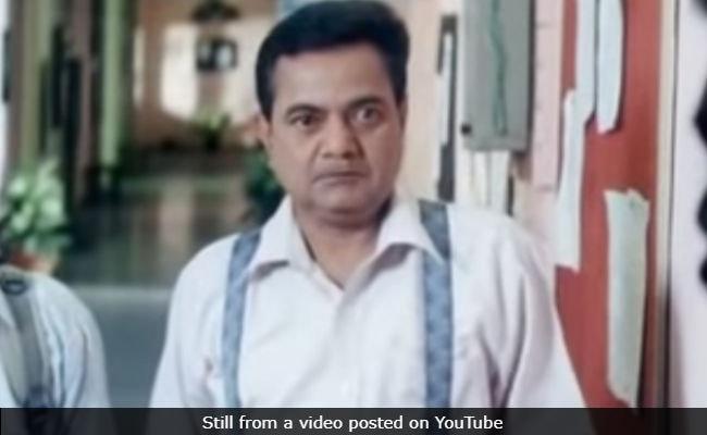 Marathi Actor Vijay Chavan Dies At 63
