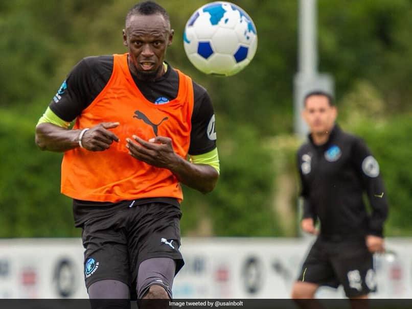 Usain Bolt In Talks For Trial With Australian Football Club
