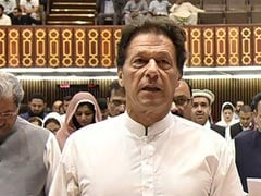 Imran Khan Sworn In As Pakistan Prime Minister: Oath Ceremony Updates