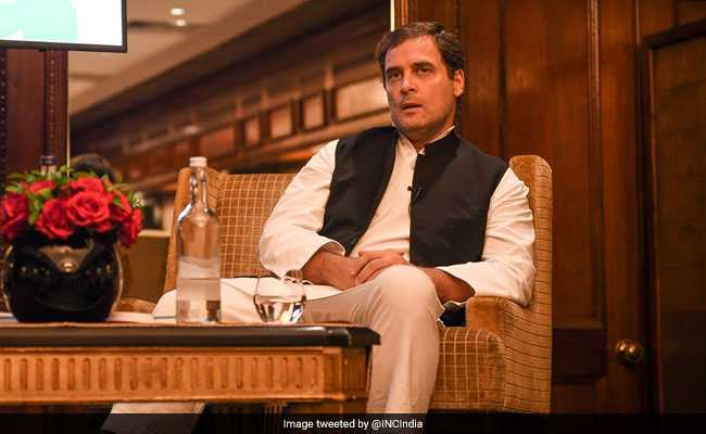Will Respond When RSS Invite For Rahul Gandhi Comes: Congress