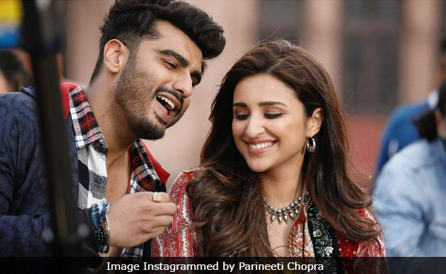 Parineeti Chopra's Emotional Note For Namaste England Co-Star Arjun Kapoor Is Pure Gold
