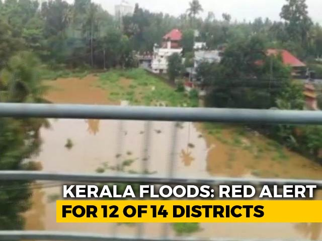 Video : 324 Dead In Kerala Floods, Many Displaced, Says Chief Minister