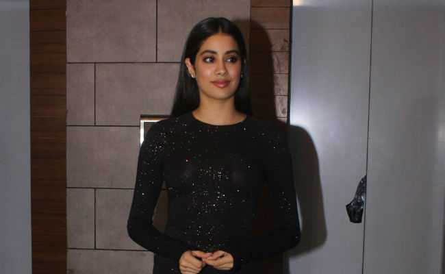 Janhvi Kapoor: 'I Am Eternally Grateful To Karan Johar For Takht'