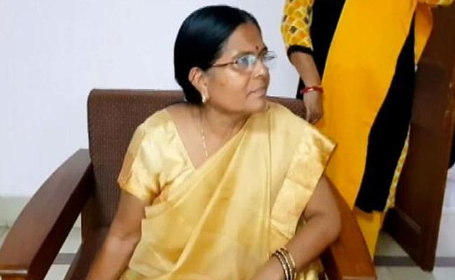 Muzaffarpur Case: Bail Plea Of Ex-Bihar Minister Manju Verma Rejected