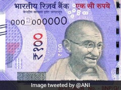 New Rs 100 Note In Lavender Features Gujarat's 'Rani Ki Vav'