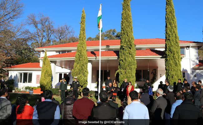Indians Abroad Celebrate Independence Day With Traditional