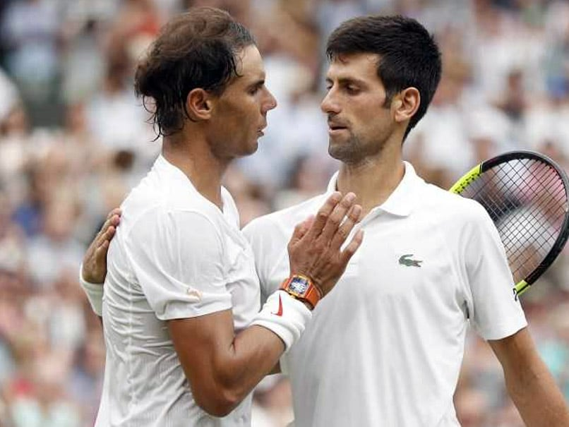 Novak Djokovic Downs Rafael Nadal In Epic Battle To Reach Wimbledon Final